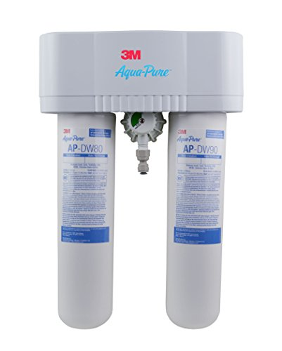 3M Aqua-Pure Under Sink Water Filtration System – Model AP-DWS1000LF by 3M AquaPure