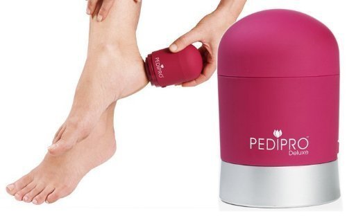 PediPro Deluxe Electric Callus Remover for Heels & Toes Foot Care by PediPro