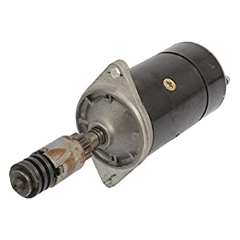 Amazon com: 829803M91 New 12V Starter Motor Made to fit MF Tractor