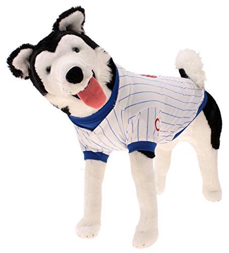 Sporty K9 MLB Baseball Dog Jersey, Chicago Cubs Large
