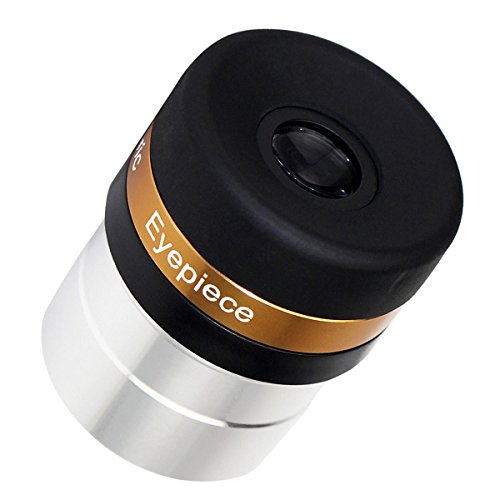 """SVBONY Telescope Lens 10mm Telescopes Eyepieces Wide Angle 62 Degree Aspheric Eyepiece Fully Coated lens for 1.25"""" 31.7mm Astronomic Telescopes"""