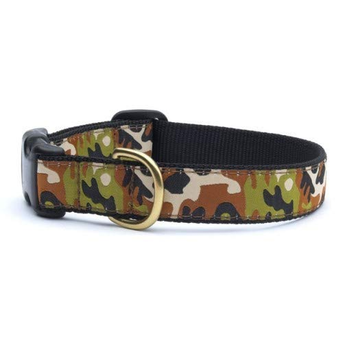 - Up Country Camo Dog Collar - X-Small