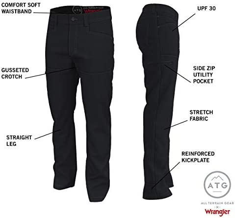 ATG by way of Wrangler Men's Synthetic Utility Pant