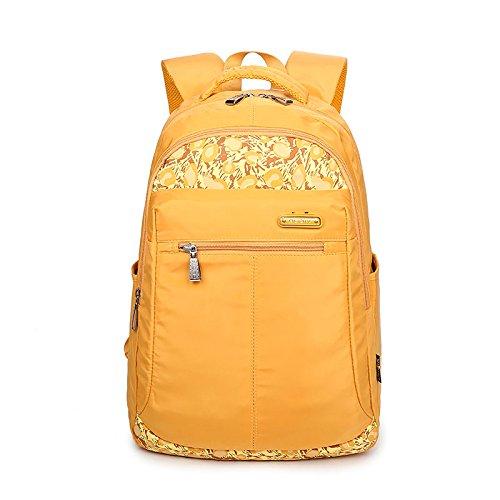 HZH Highschool-Schüler-Taschen-Modetrend-einfacher Hochleistungsrucksack B Jrys7Se725