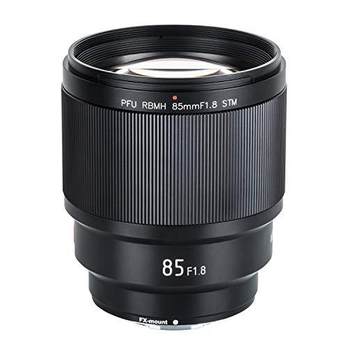 VILTROX AF 85mm F1.8 II XF Autofokus STM Motor Objektiv, Kameraobjektiv kompatibel mit Fujifilm X-Mount Kamera X-T4 X-T3…