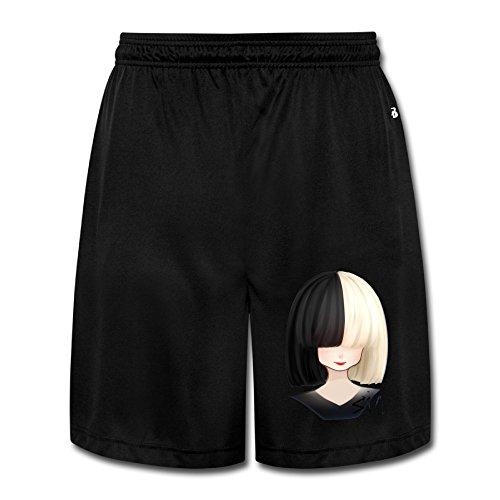 Sia Logo Short Mens Shorts GentlemanComfortable