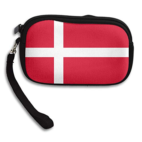 Small Bag Denmark Portable Printing Deluxe Purse Flag Receiving qRtRWz