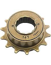 Single Speed Freewheel 1/2 ' X 1/8 'BMX Mountian Bike Freewheel 1 2T 14T 16T 18T 3 4mm Freewheel Tandwiel Fietsonderdelen Geschikt voor fietsen