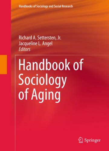 Download Handbook of Sociology of Aging (Handbooks of Sociology and Social Research) Pdf
