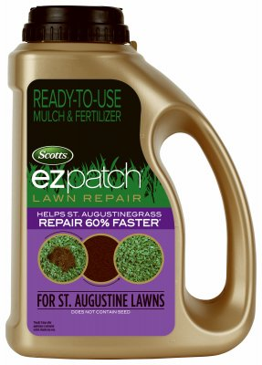 Scotts LAWNS EZ Seed Patch for St. Augustine Grass, 3.75-Lb. 17520 (Best St Augustine Grass Seed)