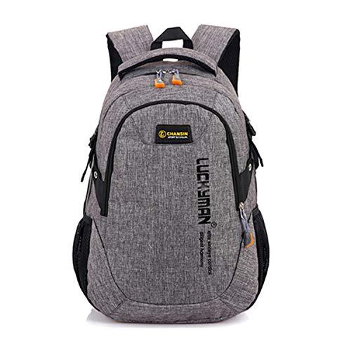 Price comparison product image Casual Men Women Backpack Boy Girl Backpack School Bag School Backpack Work Travel Shoulder Bag Mochila Teenager Backpack, 03