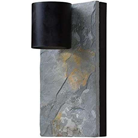 Kenroy Home 93541ORB Frederick 1 Light Dark Sky Lantern Blackened Oil Rubbed Bronze