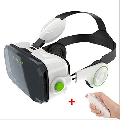 BOBO Z4 VR Box 120°Virtual Reality Headset 3D Private Movie Game Theatr