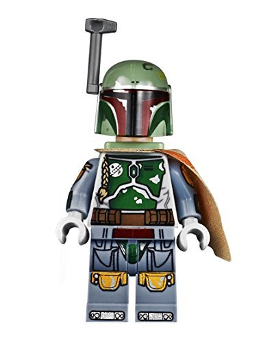 75060 Slave I New LEGO Star Wars Boba Fett UCS With Printed Arms