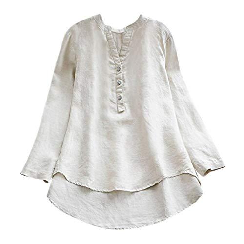 Gucci Louis Vuitton - Tunic Button Down Tops, Clearance Duseedik Women Retro Long Sleeve Casual Loose Blouse Mini Shirt Blouse Tops