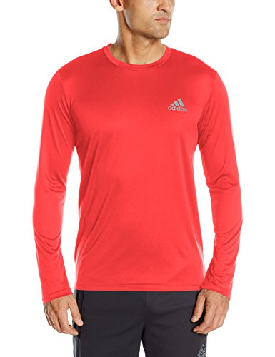 adidas Men's Training Essentials Tech Long Sleeve Tee