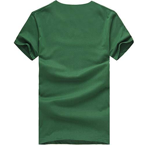 Dauerhafter Service TIFIY Damen T Shirt Sommer Katze Kurzarm
