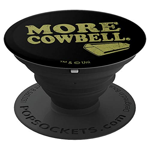 - SNL More Cowbell Will Ferrell and Christopher Walken - PopSockets Grip and Stand for Phones and Tablets