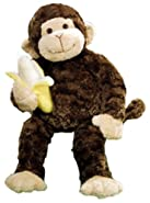 Gund Mambo Monkey Stuffed Animal