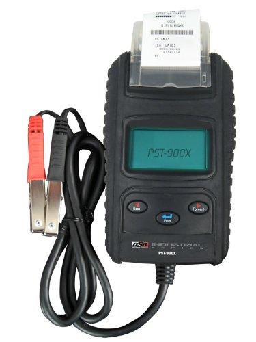 Schumacher PST-900X DSR ProSeries 6/12/24 Volt Battery Tester with Printer