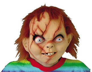 Chucky Seed of Latex Halloween -