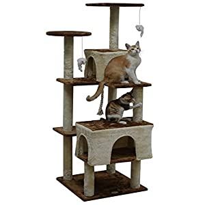 Go Pet Club 61″ Kitten Cat Tree