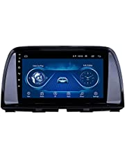 Car Stereo Audio Auto Media Bluetooth Car Digital - Applicable for Mazda CX-5 2012-2016, GPS NavigationRadio Head Unit Player Multimedia FM 9 Inch