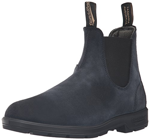 Blundstone 1462 Classic Indigo Blau Boots Damen Indigo Suede