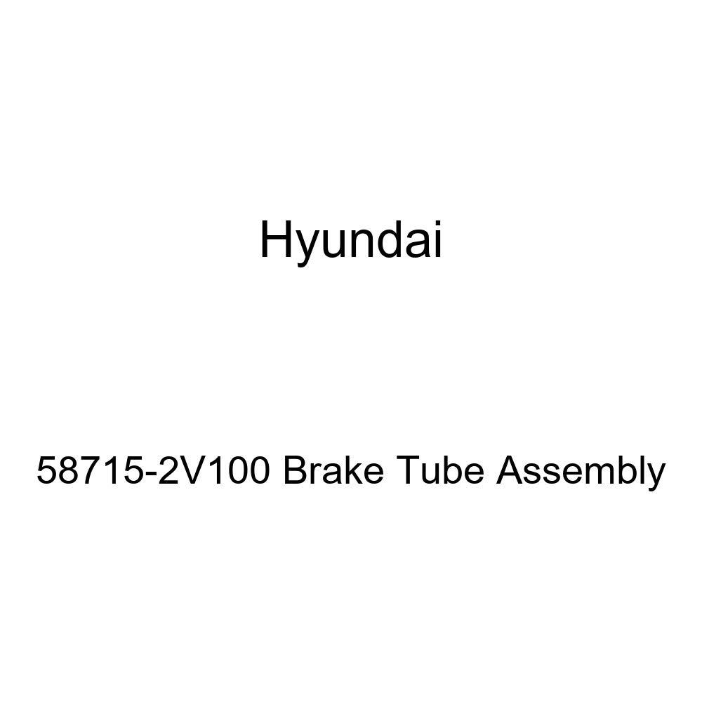 Genuine Hyundai 58715-2V100 Brake Tube Assembly