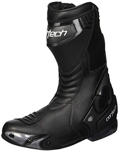 Cortech Men's Latigo Air Road Race Boot (Black, Size 11) ()