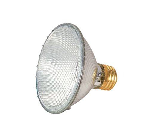 15 Pack - Satco 39 watt; Halogen; PAR30; Clear; 1500 Average rated hours; 530 Lumens; Medium base; 120 volts - S2235 by Satco