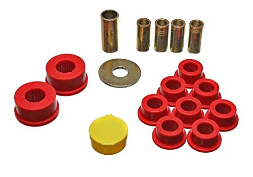Energy Suspension01-10 Pt Cruiser Black Rear Watts Link Bushing Set By Jm Auto Racing (5.8106G)
