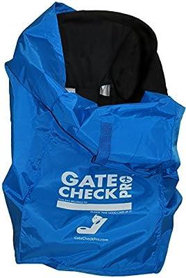 Gate Check PRO | Bolso de viaje para silla de coche | Nailon ...