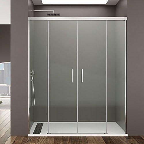 Mampara de ducha Basic Spazio acceso de cara (un dos botonera ...