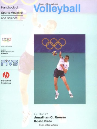 Volleyball - Handbook of Sports Medicien and Science (Olympic Handbook Of Sports Medicine) por Jonathan C. Reeser,Roald Bahr