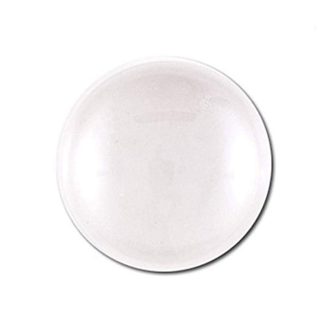 Joyingle Clear Glass Dome Tile Cabochon Clear 30mm 1.2 Inch Non-calibrated Round,30 Pieces 4336824362