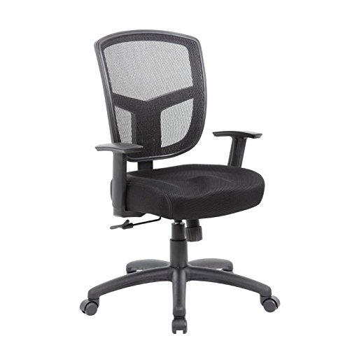 Boss Office Products B6022 Office Chair Desk