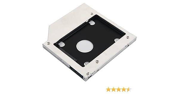 DeYoung 2 nd SATA Disco Duro HDD SSD caso bandeja Caddy para HP ...