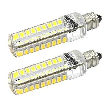 10 100 Watt T4 E11 Mini-Candelabra Replacement Light Bulb For Hunter Fan