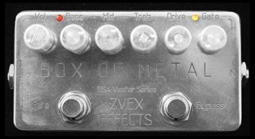U.S.A Vexter Box of Metal