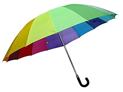Paraguas Gigante Arco Iris