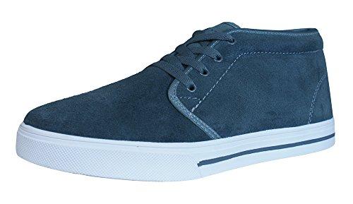 MX2 Urban Herren Wildleder Chukka Stiefel / Schuhe Grey