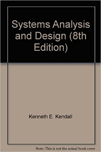 Kendall Systems Analysis And Design Pdf