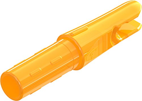 Gold Tip Nocks Gt - Gold Tip 12 - Pk 246 Nocks, FLUOR ORG