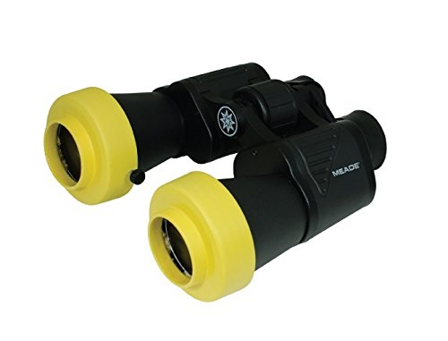 Meade Instruments EclipseView 10X50 Day or Night Binoculars with Removable Filters for Proper Viewing of The Solar Eclipse on August 21st (127000)