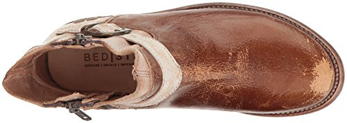 Bed STU Women's Becca Ankle Bootie Caramel Nectar tumblr for sale outlet the cheapest 4JLzjSA1Px