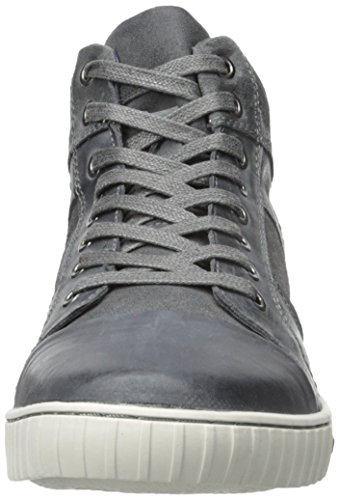 Steve Madden Mens Peers A Fashion Sneaker, Grey, 10 M US Grey