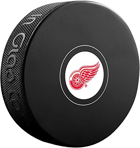 - Detroit Red Wings Unsigned InGlasCo Autograph Model Hockey Puck - Fanatics Authentic Certified - Unsigned Pucks