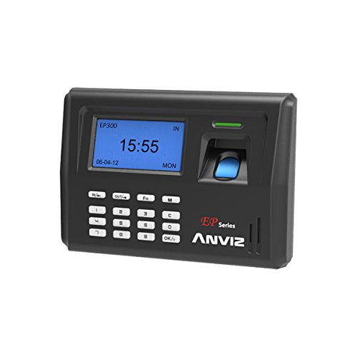 ANVIZ EP300 Fingerprint Time Attendance by Anviz