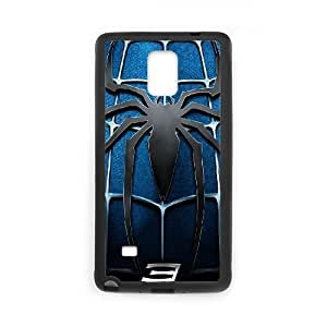 SamSung Galaxy Note4 phone cases Black The Amazing Spiderman cell phone cases Beautiful gifts TRIJ2771307